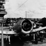 USS Yorktown VB 5 SBD 3 Coral Sea apr42