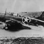 SBD landing Safi Morocco in nov 1942