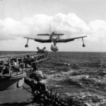 SC-1 Seahawk being launched