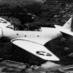 XTBD-1 Devastator 9720 in flight over the Virginia countryside on July 12 1935