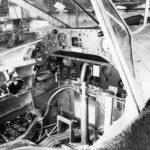 cockpit of a Douglas TBD Devastator