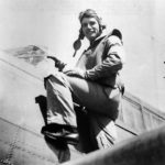 Lt. W.D. Seeley 1st Rocket Attack on U-Boot on Wing of TBF Avenger 1944
