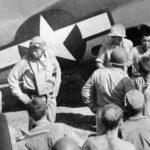 TBF Avenger and Japanese prisoner of war