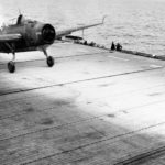 TBF Avenger with JATO USS Altamaha (CVE-18) – March 1944