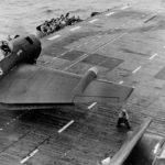 USS Independence CVL-22 – TBM-1D Avenger of VT(N)-41 September 6 1944