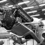 XB-38 Allison V-1710-89 engine