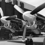 XB-38 Flying Fortress Allison V-1710-89 engines