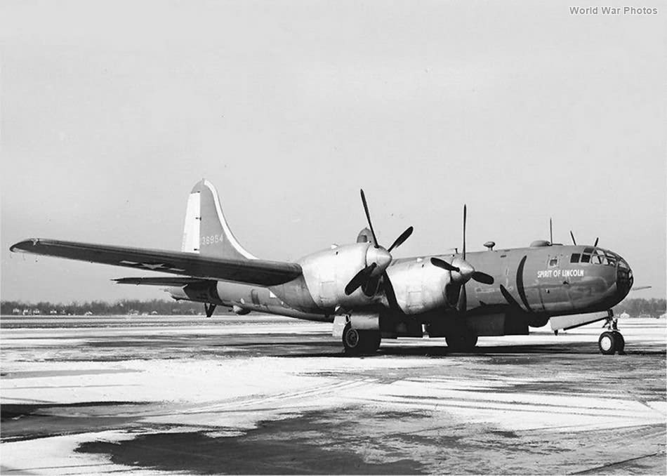 Boeing XB-39 2