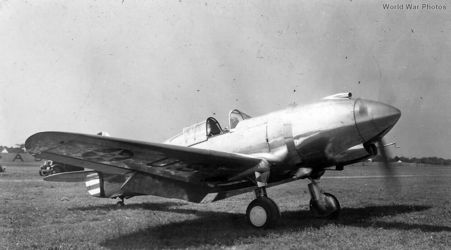 XP-42 engine