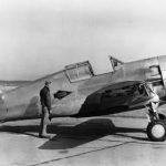 XP-42 38-4 NACA short nose