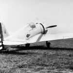 XP-42 rear