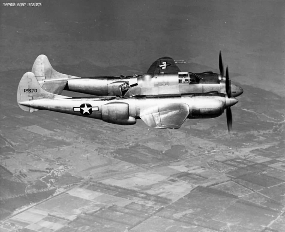 XP-58 41-2670