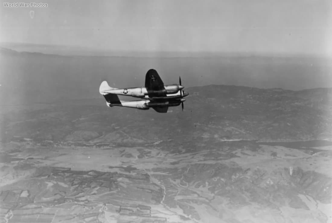 XP-58 Chain Lightning 1944