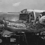 XP-58 Allison Engine Housing
