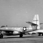 XP-83 and P-80A