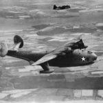 US Navy Martin XPB2M-1R Mars flying boat 1943