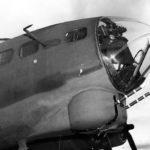 Escort bomber XB-40 Bendix chin turret