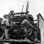 M15A1 AA in Sicily 1943