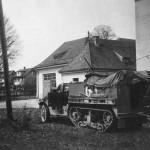 M3 halftrack 1945