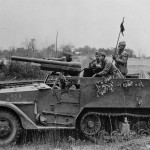 White Motor Company T12 75mm Gun Motor Carriage W409545 1942
