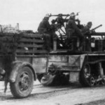 German M3 halftrack 12