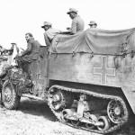 German M3 halftrack 18