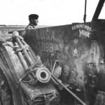 captured M3 halftrack