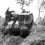 105mm howitzer motor carriage m7