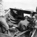 M7 Priest 105 mm Howitzer Motor Carriage Interior