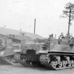 M7 Priest and Sherman ARV M32