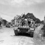 m7 coutances 4th armored div