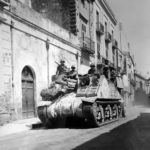 m7 priest tank sciacca sicily