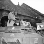General Patton's M20 Greyhound