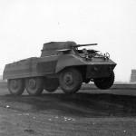 M8 Armored Car Jump View