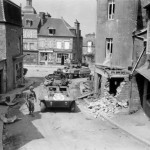 M8 Greyhound 82 Recon Battalion 2nd Armored Division, St Sever Calvados 3 August 1944, Operation Cobra