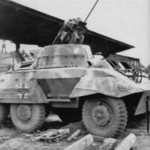 German M8 Greyhound 6