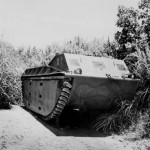 1st Marine Division LVT Alligator on Guadalcanal Fall 1942