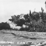 Battle of Guadalcanal 1942 Solomon Islands