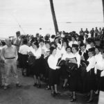 First Group of U.S. Navy Nurses Arrive for Duty on Guadalcanal 1944