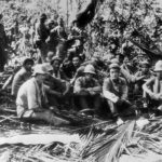 Japanese Soldiers Captured by Marines on Guadalcanal 1942