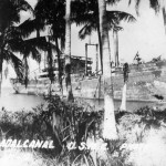 Wreckage Of Japanese Ship Guadalcanal Solomon Islands