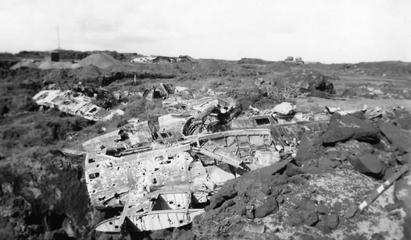 entry Battle of Iwo Jima