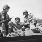 5th Marine Division Hero Sgt. John Haddox on Iwo Jima