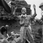 Iwo Jima 1945 Japanese Prisoners of war