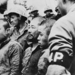 Japanese POW – some of the few that survived