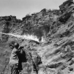 147th Infantry Regiment flame Thrower attack 8apr45