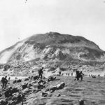5th Division Marines Land on RED GREEN Beaches on Iwo Jima
