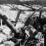 Japanese 200mm Rocket Launcher Found on Iwo Jima