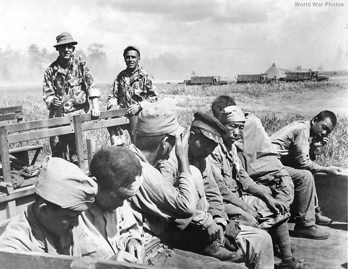 the pacific war treatment of pows Treatment of american pows in the pacific northwest, graduated from the the 1949 geneva convention governing the treatment of prisoners of war.