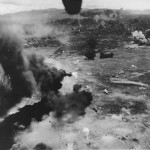 USAAF Destruction Of Hollandia Airfield 1944